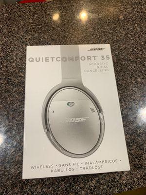 Bose QUIETCOMFORT 35 (series I) for Sale in Atlanta, GA