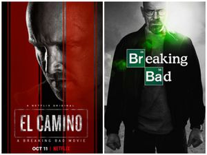 Breaking Bad Complete Collection + El Camino Movie for Sale in Monterey Park, CA