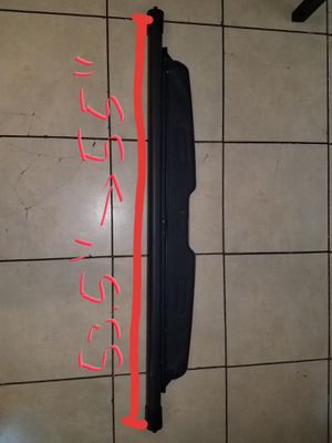 SUV rear cargo cover for Sale in Durham, NC