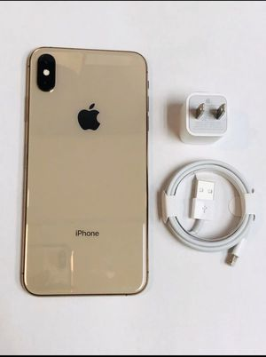 """iPhone xs max 256GB FACTORY UNLOCKED"""" Like new with warranty for Sale in Silver Spring, MD"""