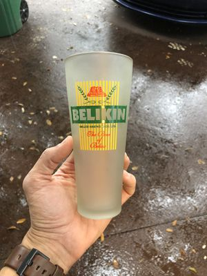 Belikin Collectible Beer Glass for Sale in Tampa, FL