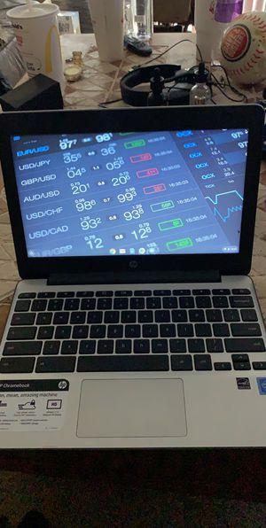 HP Chromebook for Sale in Norfolk, VA