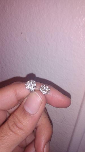Real Diamond earrings for Sale in Tacoma, WA
