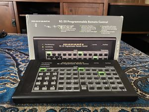 MARANTZ RC-20 REMOTE CONTROL for Sale in Colleyville, TX