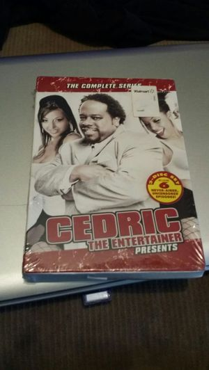 CEDRIC THE ENTERTAINER. .THE COMPLETE SERIES 3 DISC SET DVD..NEW for Sale in Jacksonville, FL