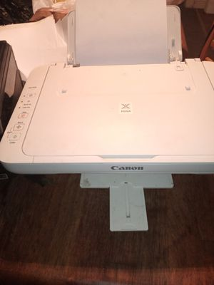 Canon and Epson printer for Sale in Bakersfield, CA