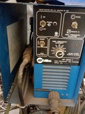 HF-251-D1 miller tig welder hf unit for Sale in Miami, FL