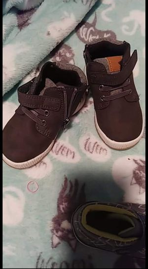 Toddler boy shoes for Sale in Oak Point, TX