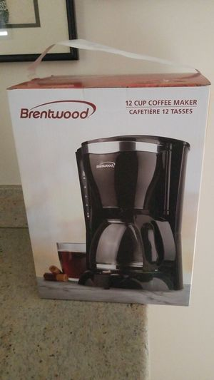 Brentwood coffee maker for Sale in Hollywood, FL