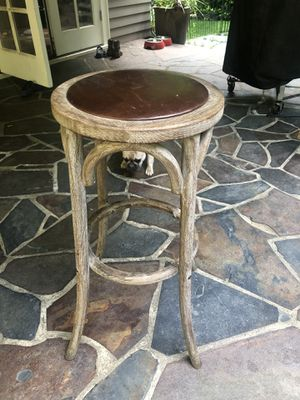 Restoration hardware bar height stool for Sale in Seattle, WA