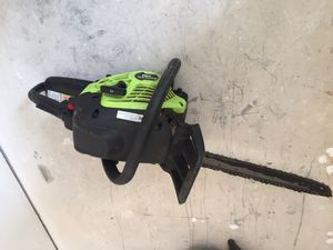 Poulan chainsaw for Sale in Manassas Park, VA