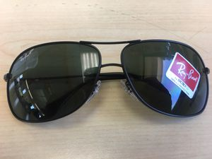 Ray Ban Cockpit Sunglasses in black Frames for Sale in Long Beach, CA