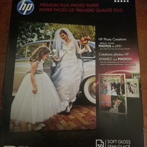 HP Photo Printer Paper for Sale in Antioch, CA
