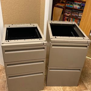 Metal File Cabinets for Sale in Renton, WA