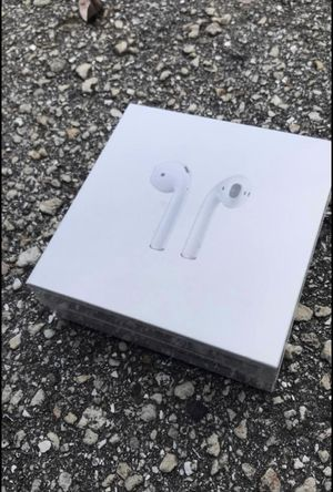 Apple Air Pods 2nd Gen for Sale in West Palm Beach, FL