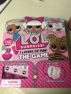 LOL doll game for Sale in Hayward, CA