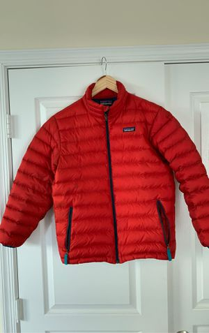 Boys Large size 12 Patagonia jacket for Sale in Virginia Beach, VA