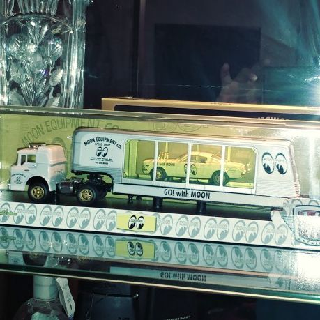 Moon Equipment Company Speed Shop 1964 Ford C950 Truck And