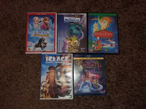 5 DVDs all working for Sale in Jonesboro, GA