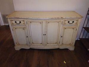 Antique cabinet for Sale in Rockville, MD