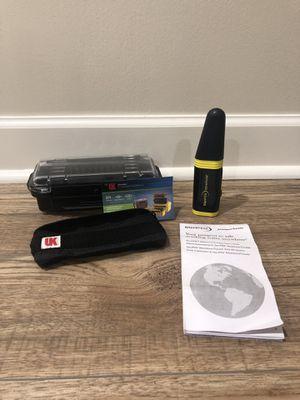 SteriPEN- water purifier & weatherproof box for Sale in West Mifflin, PA