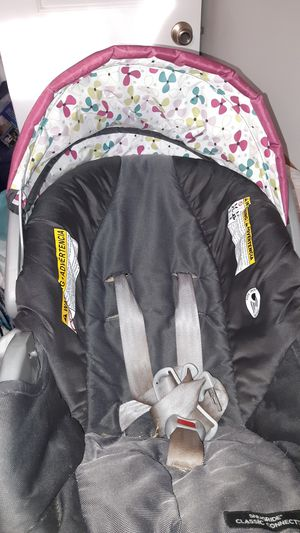 Car seat, base, and stroller for Sale in Sherman, TX