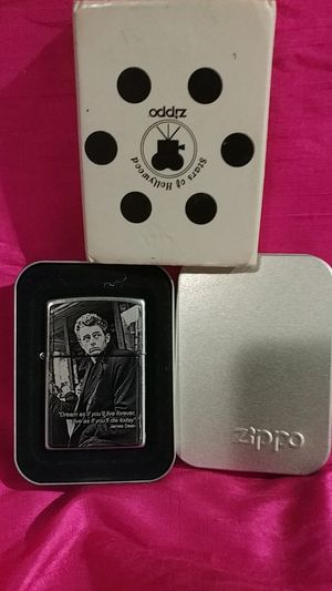 James Dean Zippo for Sale in Murrieta, CA