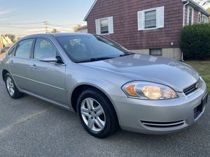 2007 Chevrolet impala LS for Sale in Woburn, MA