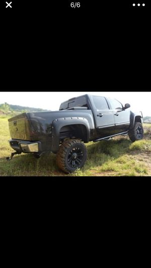 New fender flares for truck Silverado , sierra 99-00 for Sale in San Diego, CA