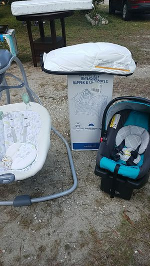 Graco set for Sale in Panama City, FL