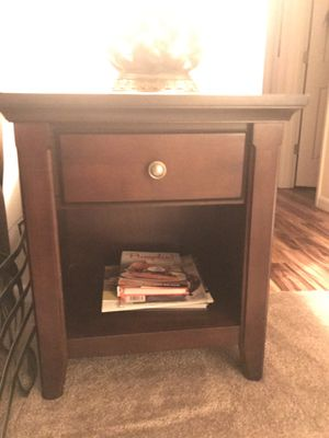 Espresso end table set for Sale in Virginia Beach, VA