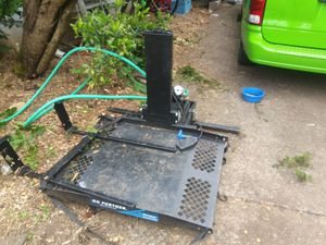 Motor wheelchair lift-working for Sale in Portland, OR