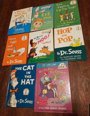 Lot of 8 Dr. Seuss Books for Sale in Chattanooga, TN
