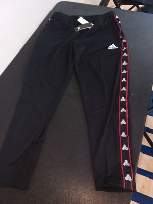 Adidas sweatpants size large 25$ for Sale in Emeryville, CA