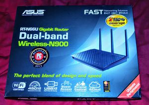 Asus RT N66U wireless router for Sale in North Las Vegas, NV