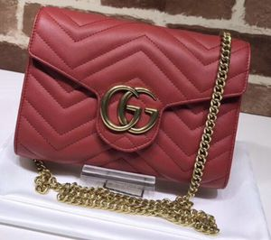 Red Gucci marmont wallet bag for Sale in Sacramento, CA