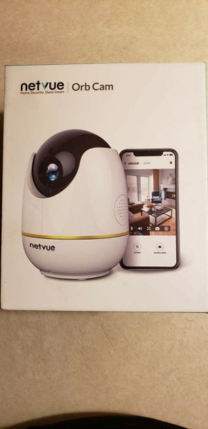 Netvue Orb Cam New for Sale in Las Vegas, NV