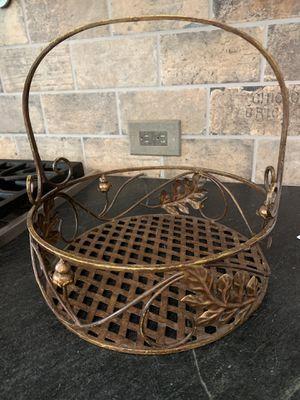 Metal Fall Basket for Sale in Malabar, FL