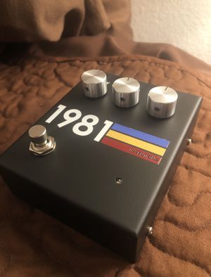 1981 Inventions DRV No. 3 Black for Sale in ROWLAND HGHTS, CA
