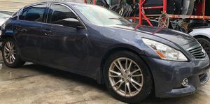 2007 - 2015 INFINITI G37 G35 Q40 SEDAN COMPLETE PART OUT! for Sale in Fort Lauderdale, FL