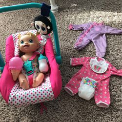 Baby Alive Set for Sale in Yakima,  WA