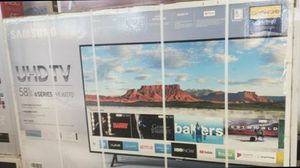 "58"" SAMSUNG UHD 4K for Sale in Ontario, CA"