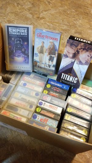 Various VHS movies for Sale in Greer, SC