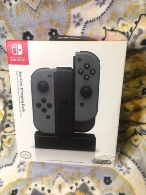 Nintendo Switch Joy Con Charging Dock for Sale in Chino, CA
