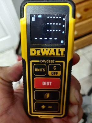 Dewalt 100ft laser measure for Sale in Norwalk, CA