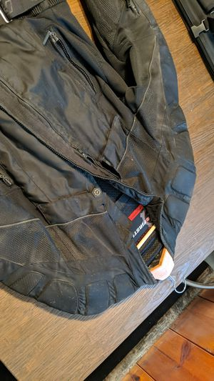 FIRST GEAR MOTORCYCLE JACKET XLT XL TALL for Sale in Long Beach, CA