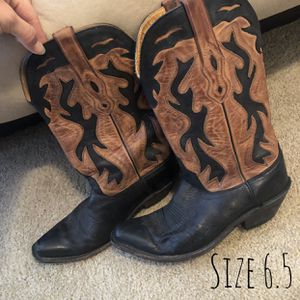 Women's Cowboy Boots (real leather) for Sale in Tampa, FL