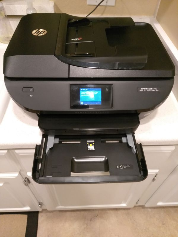 HP Officejet 5740 for Sale in Lake Forest, CA - OfferUp