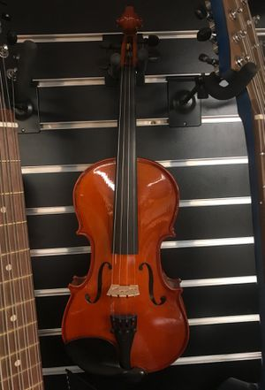Jimenez mariachi violin new Nuevo with hard case and factory warranty $400 for Sale in Downey, CA
