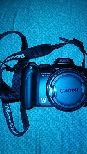 Cannon power shot sx20 is camara for Sale in Laurel, MD